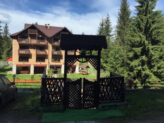 Arieseni, Румыния: Sehr idyllische Gegend, urtümlich, sehr freundliche Menschen