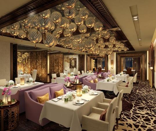 Marjan At Waldorf Astoria Ras Al Khaimah Menu Prices
