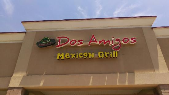 Madison, جورجيا: Dos Amigos - Mexican Grill
