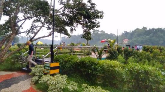 Kuttanad, India: Park