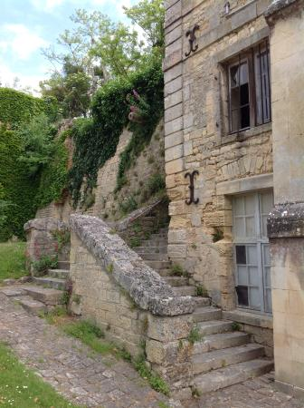 Blaye, Fransa: Buildings within the citadel walls were in a poor state of repair but nonetheless fascinating