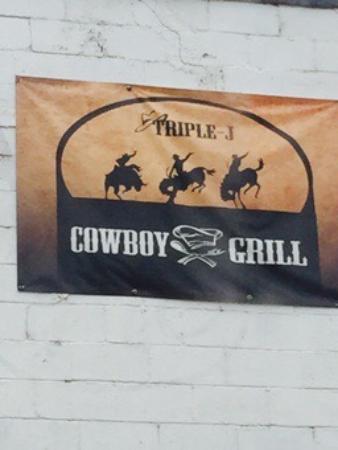 St. Paul, Canadá: Triple J Cowboy Grill