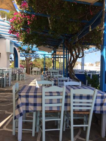 Agios Georgios, Yunanistan: Maistrali in Iraklia