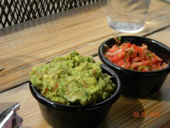 Creede, CO: The salsa and guacamole were delicious!