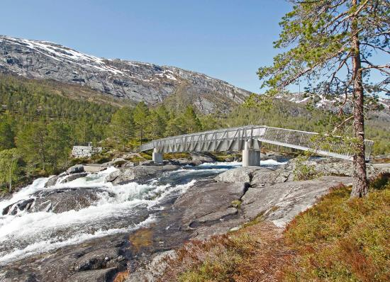 Gaularfjellet National Tourist Route