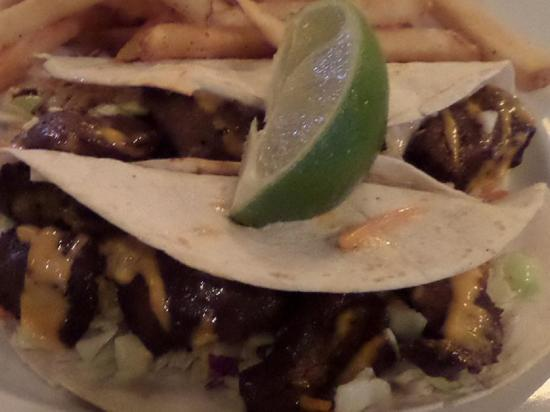 Alexandria, MN: Korean BBQ Beef Tacos