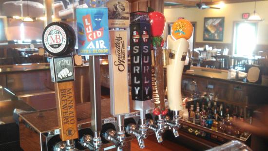 Alexandria, MN: Local and Regional Craft Beer