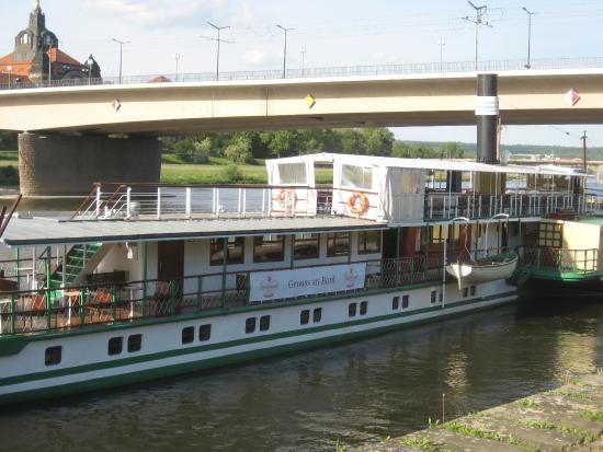 Dampfschiff Picture Of Sachsische Dampfschiffahrt Dresden