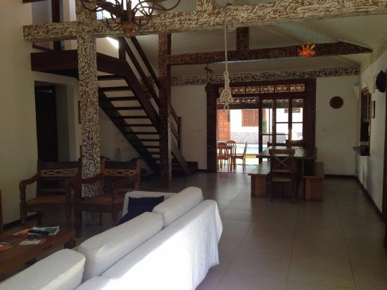 Maresia de Buzios Guest House: sala principal
