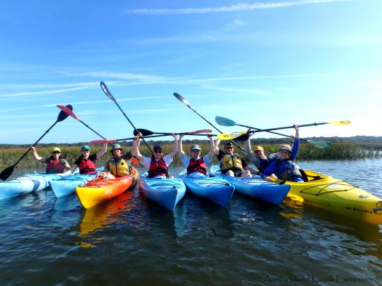 ‪Amelia Island Kayak Excursions‬