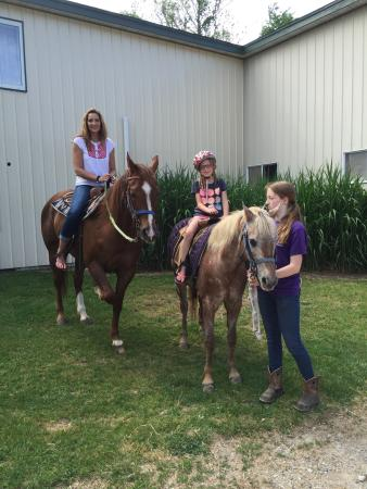 New Buffalo, MI: Wonderful experience at Stateline Stables!