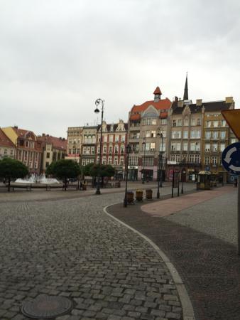 Walbrzych Market Square