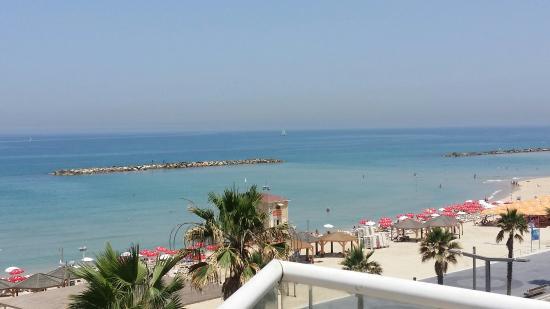 Dan Tel Aviv Hotel: 20160522_103739_large.jpg