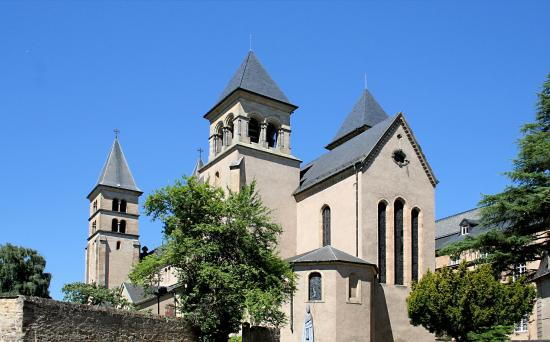 ‪Abbey of Echternach‬