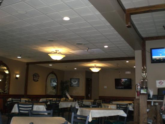 Gaithersburg, MD: Another view inside the restaurant