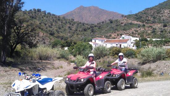 ‪Quad adventure safari tours costa del sol‬