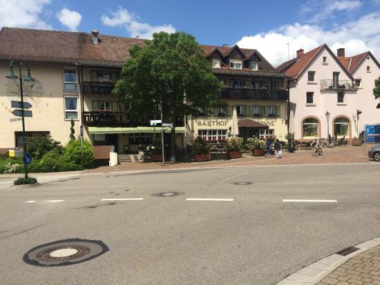 Sehr Gunstig Und Gut Essen Picture Of Hotel Restaurant Sonne