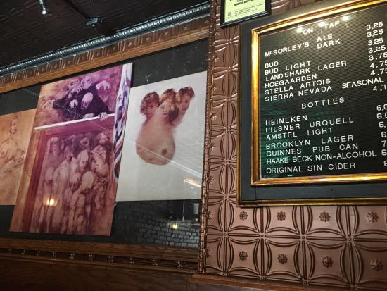 Photo of Corner Bistro in New York, NY, US