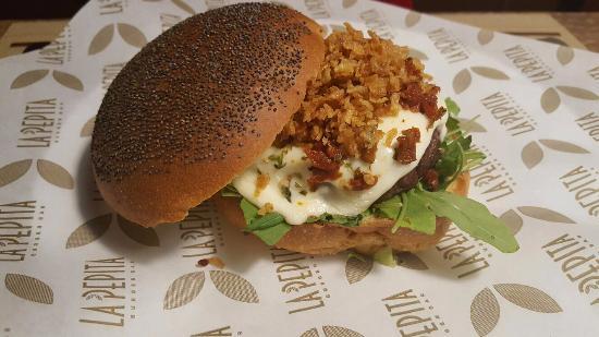 restaurante la pepita burger bar en salamanca con cocina ForLa Pepita Burger Salamanca