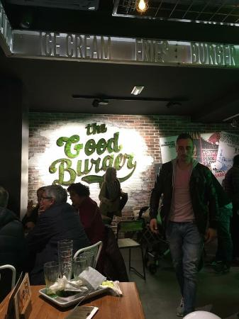 The Good Burger Donostia