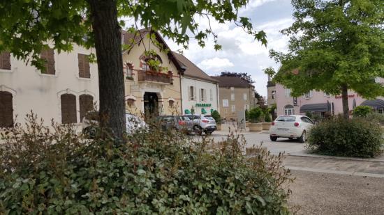 L'Etape de Santenay Hotel Cafe Restaurant