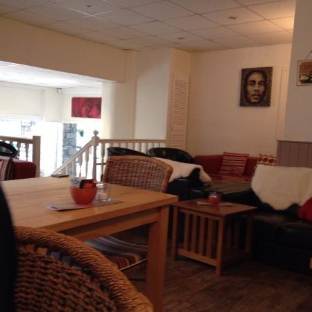 Charlie's of Windermere: Inside Cafe
