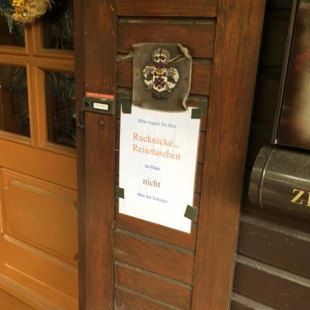 Schierke, Tyskland: Haus Rehlein
