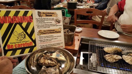 Oysterbar Jack Pot Kokusai Bldg: photo2.jpg