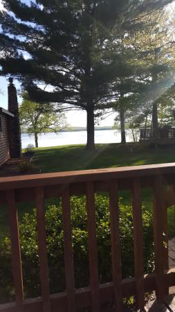 Sugar Lake Lodge: cottage view