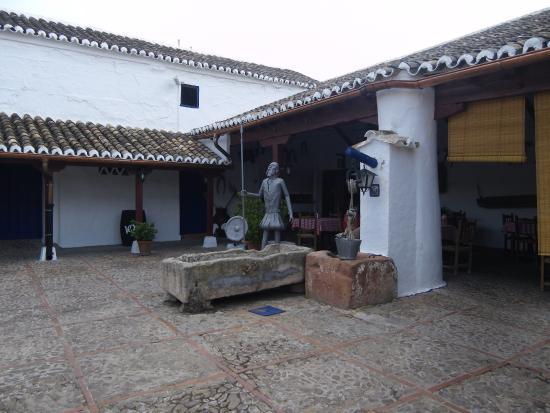 Castilla-La Mancha, España: locanda don chisciotte