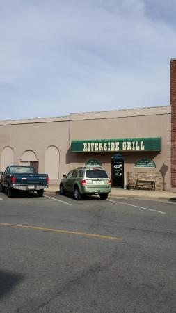 Durand, WI: streetside