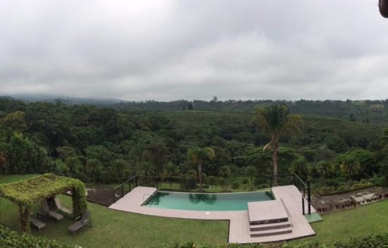 Grecia, Costa Rica: View from our porch.