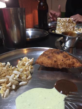 Curry Sultan: Contrastantes sabores