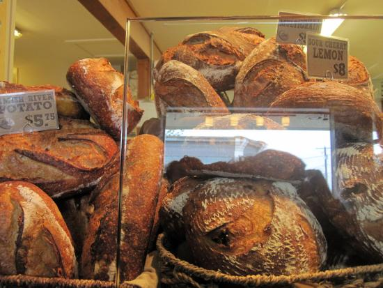 Bow, WA: Even more bread.