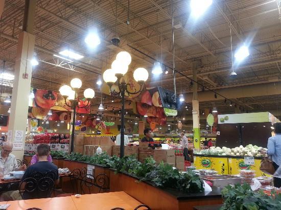 Photo of Sushi Restaurant Super H Mart at 801 Civic Center Dr, Niles, IL 60714, United States