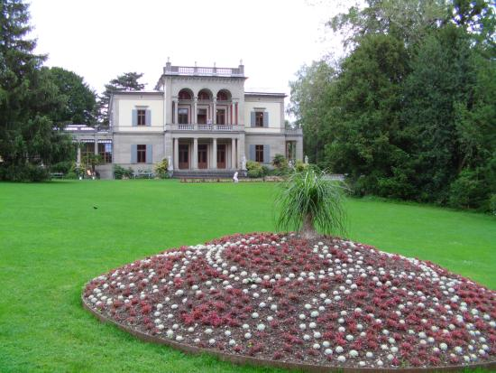 Musée Rietberg (Museum Rietberg) : Villa Wesendonck