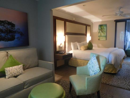 Almond Tree Inn: 2nd floor suite