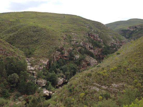 Overberg District, Sør-Afrika: Vista no Tradouwspass