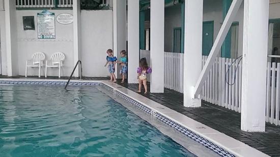 The Sandpiper Beacon Beach Resort Indoor Pool