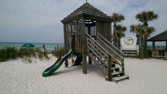 The Sandpiper Beacon Beach Resort S Playground On