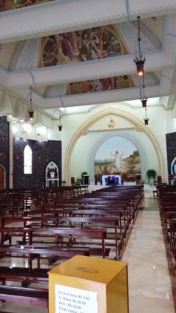 Paróquia São Gabriel de Ametista do Sul