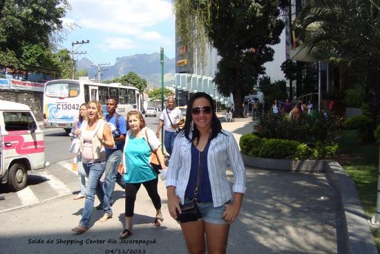 Giraffas - Center Shopping Jacarepagua