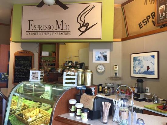 Espresso Mio: Expresso Mio. May 2016