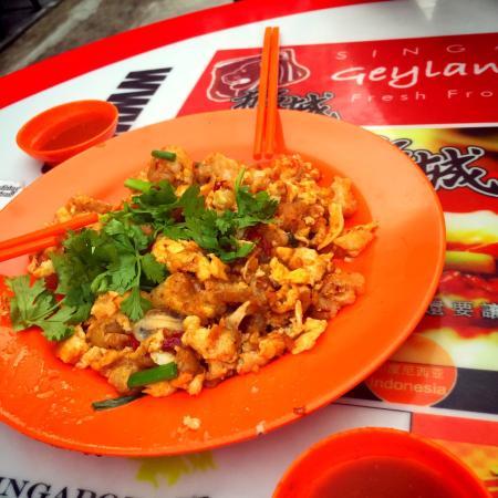 Geylang Lor 9 Fresh Frog Leg Porridge