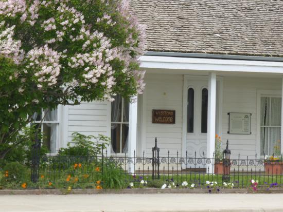 Fort Benton, Монтана: Historic home in Ft Benton