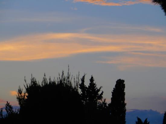 Sunset at Mas Bellevue