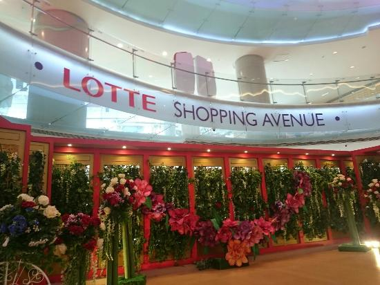 ‪Lotte Shopping Avenue‬