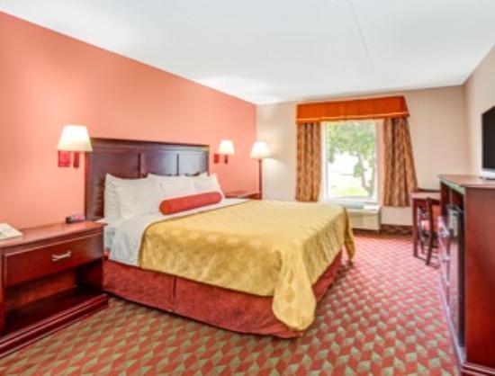 Ramada Murfreesboro : King Room