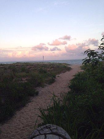 Blacks Beach, أستراليا: beautiful blacks beach right on our doorstep