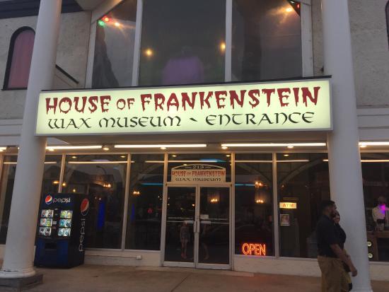 House of Frankenstein Wax Museum: photo0.jpg